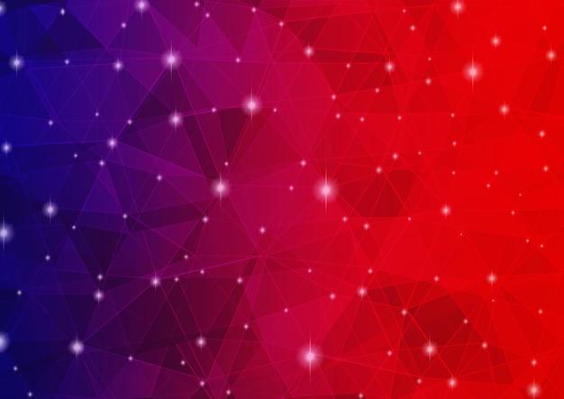 Цветной многоугольник