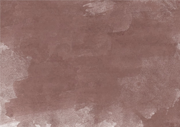 Colorful shades of brown. abstract watercolor background and texture