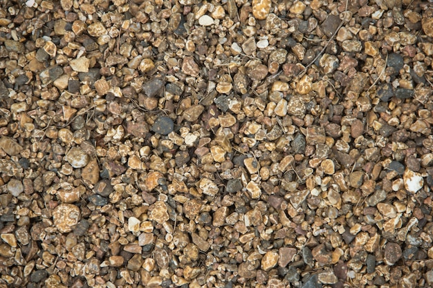Colorful small stones sea pebbles background small stones of seamless texture