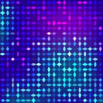 デザインのためのカラフルなベクトル青と紫の背景。明るい抽象的なテクスチャ