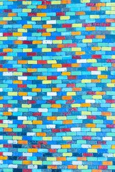 화려한 벽지. 배경 및 질감입니다. 추상 미술과 창조적 인 벽