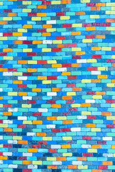 Colorful wallpaper. background and texture. abstract art and creative wall