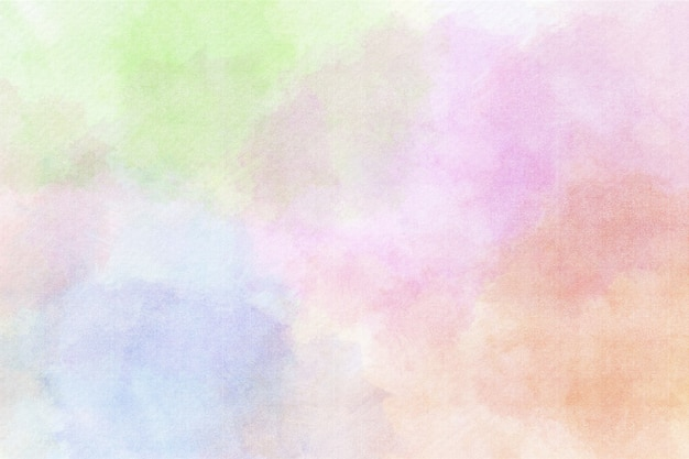 カラフルな水彩の抽象的な背景