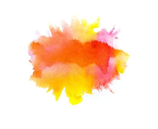 Красочный акварельный фон векторный фон