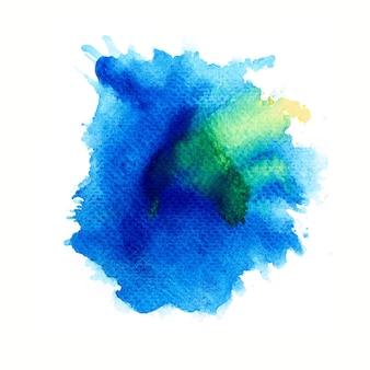 Красочный акварельный фон Premium Фотографии