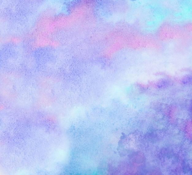 Красочный акварельный фон.
