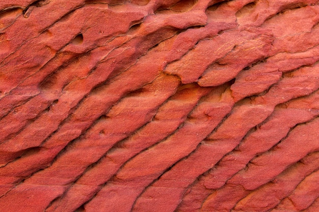 カラードキャニオンは、南シナイ(エジプト)半島の岩層です。色とりどりの砂岩の背景の砂漠の岩。