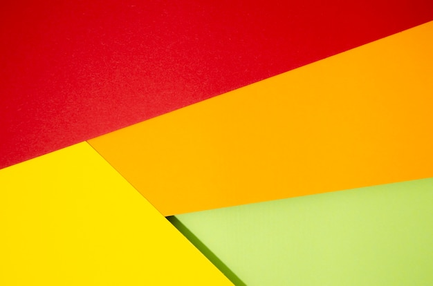 Colourful geometric shapes background