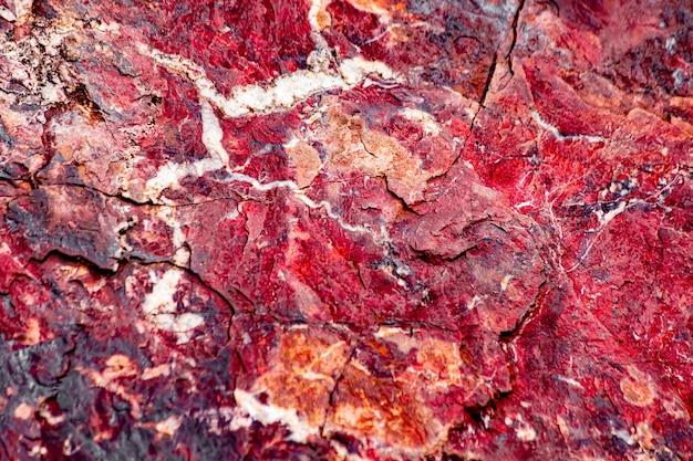 カラフルなジャスパー石の自然な背景