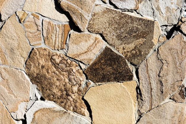Colourful and textured stone background