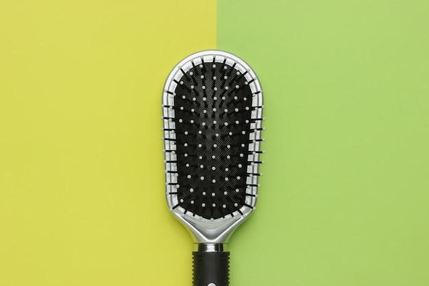 녹색 파스텔 배경 아름다움 최소한의 개념에 빗