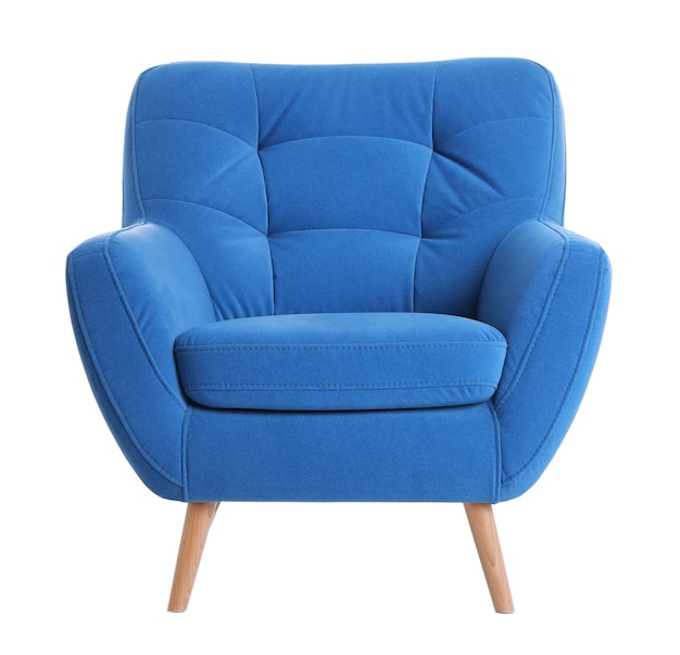 Комфортное кресло изолировано
