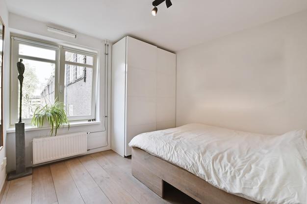 Комфортная уютная спальня