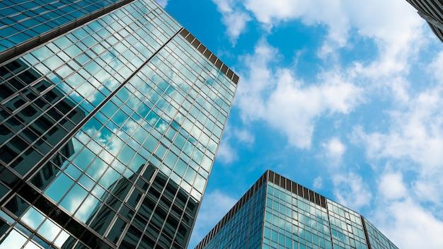 香港の商業オフィスビル