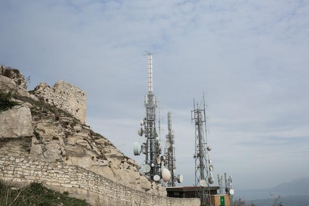 Башенные технологии связи в италии