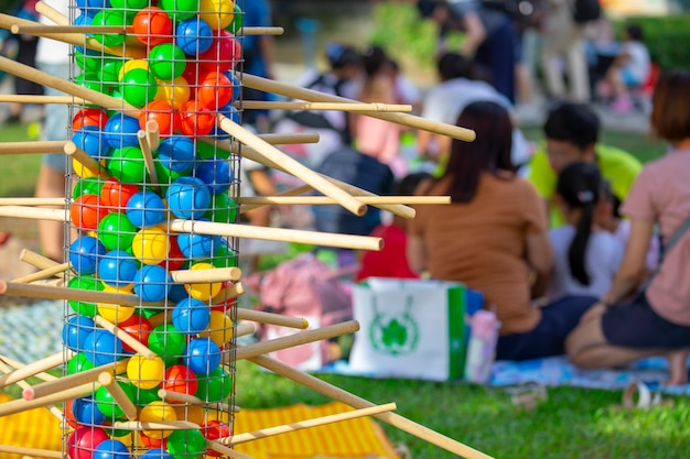 Мероприятия, организованные сообществом, снова наслаждайтесь совместной жизнью, фестивали, лотереи с мячом
