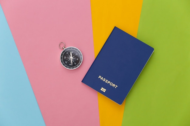 Compass and passport