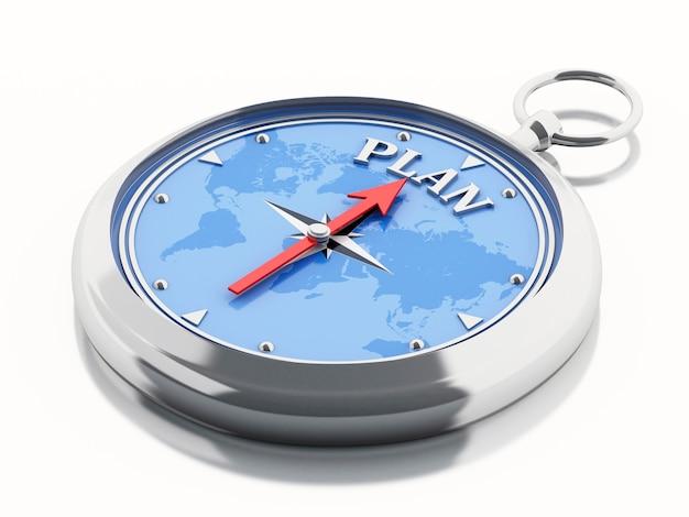 Compass plan