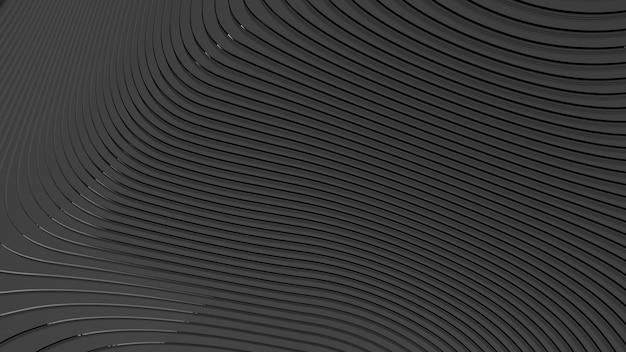 중성 색상의 복잡한 기하학적 모양