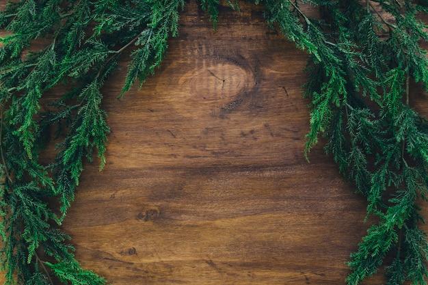 宇宙と冬のクリスマスのための組成