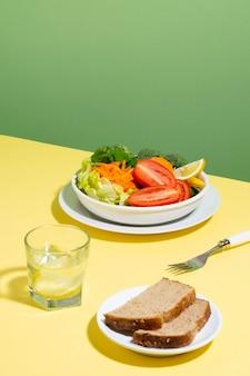 おいしい健康食品の組成