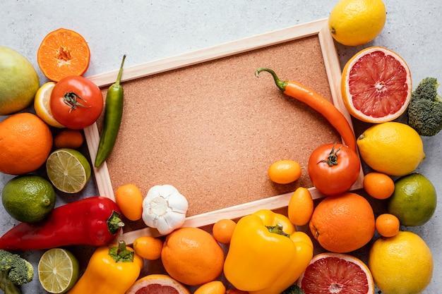 면역력 증진을위한 건강 식품 구성