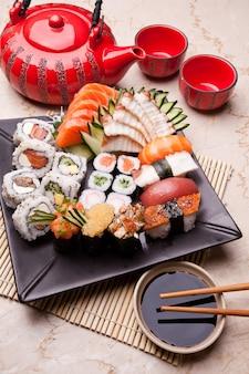 日本食の構成