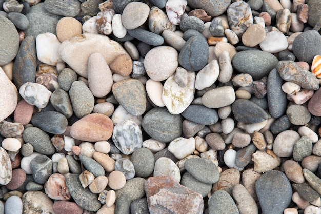 Composition of rough stone texture