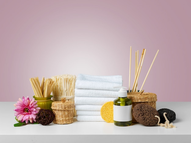 Composition of spa wellness products