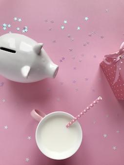 牛乳と組成