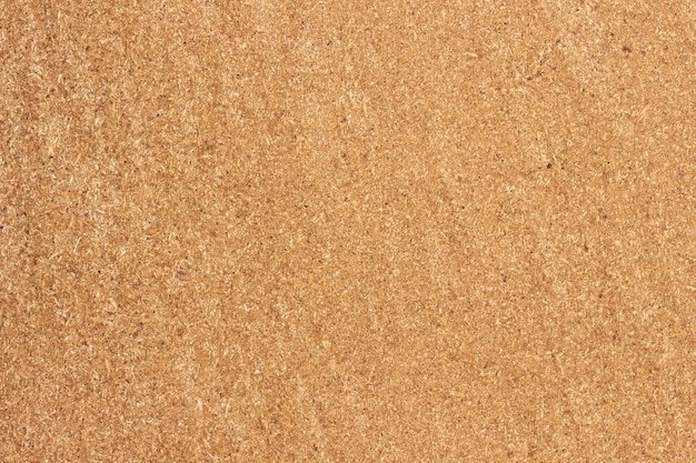 Compressed sawdust (chipboard)