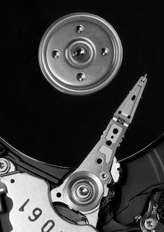 컴퓨터 하드 디스크 드라이브 hdd