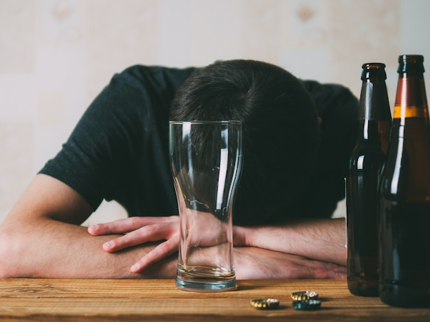 The concept of alcoholism