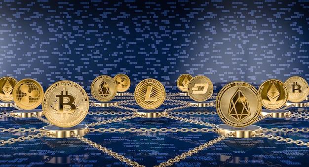 Concept of blockchain