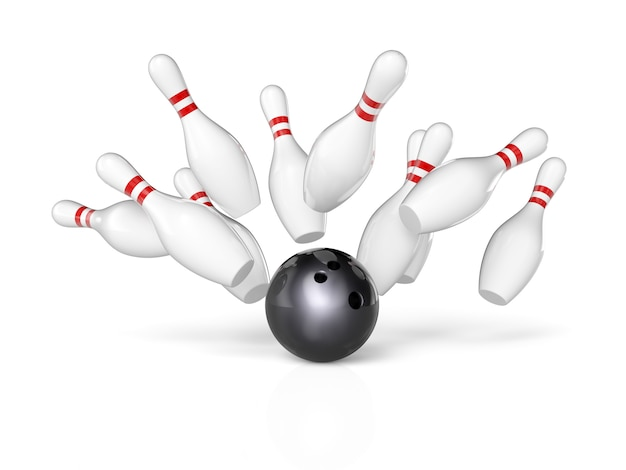Concept of bowling