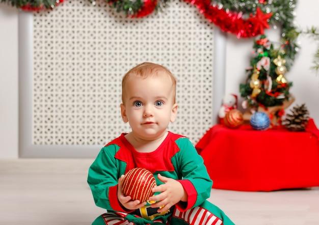 Концепция рождественских и новогодних праздников.