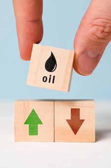 The concept of dynamics to reduce and increase the cost of oil.