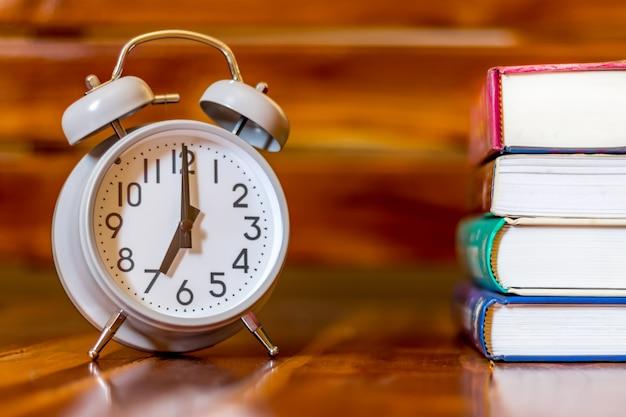 개념 교육 학생 및 독서 책.