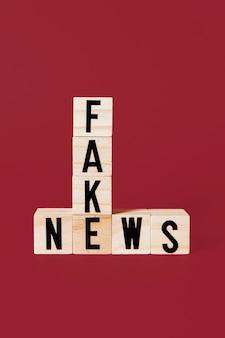 Concetto di fake news