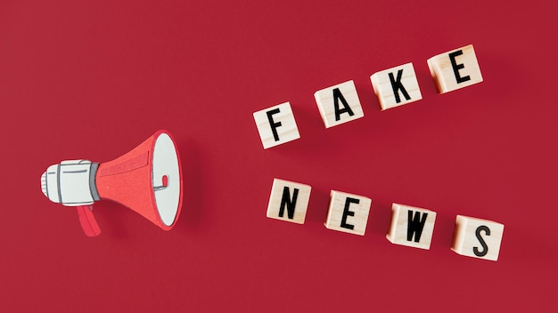 Concetto di fake news