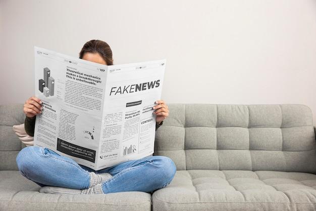 Concept of fake news