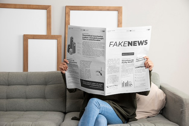 Concept of fake news