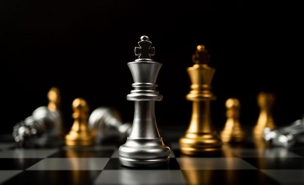 Концепция лидера должна иметь смелость и вызов в соревновании.