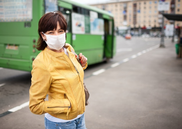 Концепция условий защиты от пандемии и коронавируса