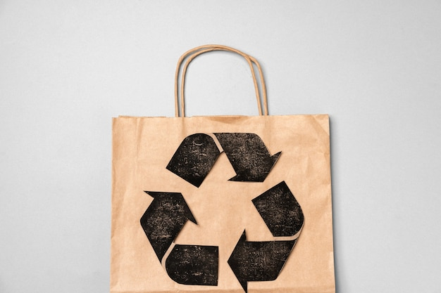 종이 재활용 친환경 소비의 개념