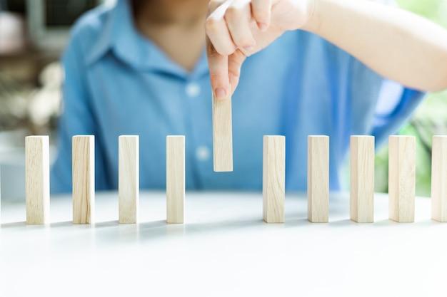 Концепция планирования и построения в бизнесе для достижения успеха