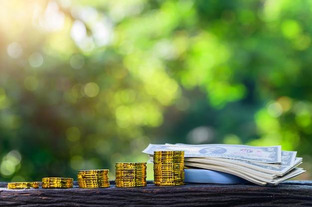 Концепция экономии денег и роста бизнеса