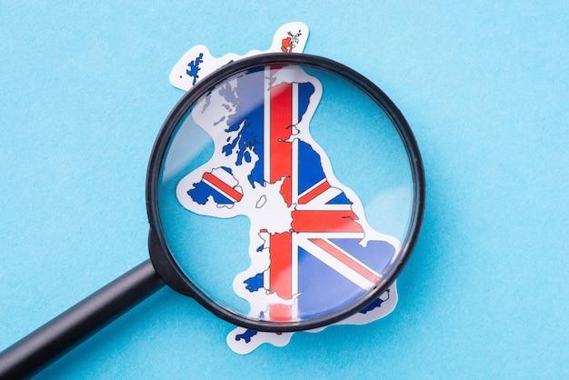 영국의 국가 지리 연구 개념