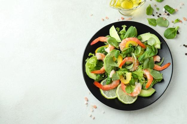 えびサラダでおいしく食べるコンセプト