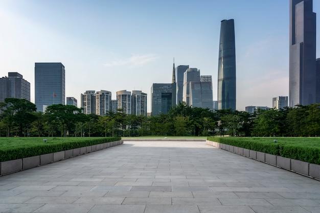 Концепция городского строительного офиса в строительном деловом районе